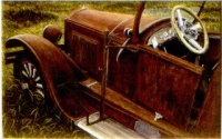 Highlight for Album: Antique Cars and Classic Car Pictures
