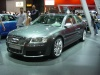 audi s8 side view