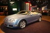 silver bentley convertible
