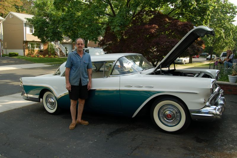 1957 buick special and owner