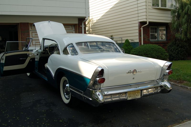 1957 buick special back end