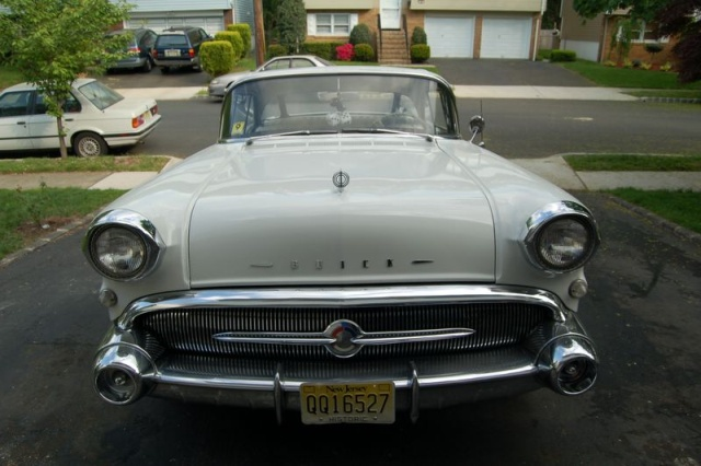 1957 buick special front end