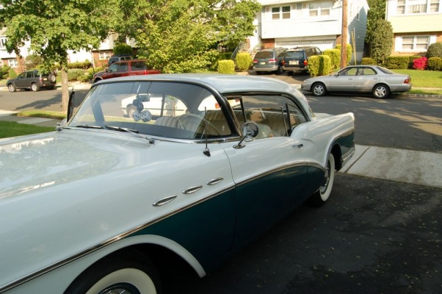 1957 buick special front right