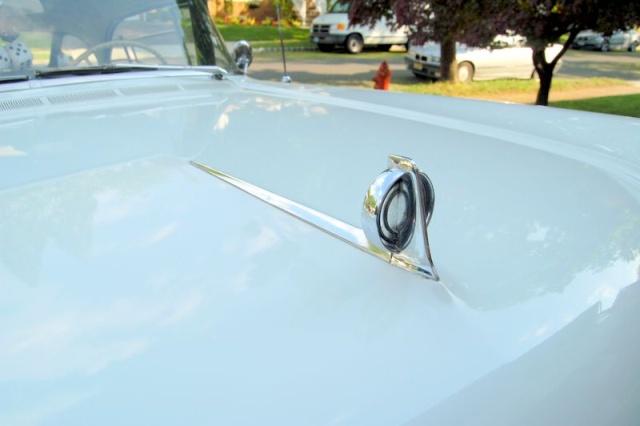 1957 buick special hood emblem