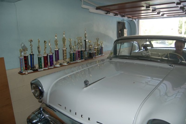 1957 buick special trophies
