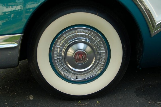 1957 buick special wheel