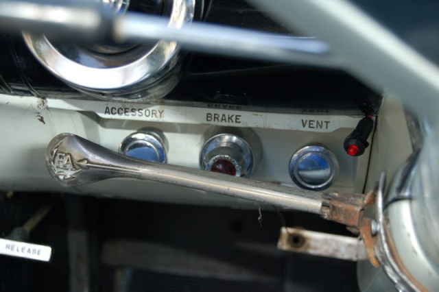 1957 buick special blinker