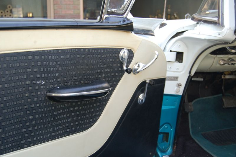 1957 buick special door open