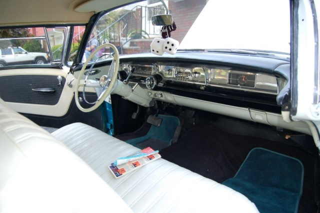 1957 buick special front seat