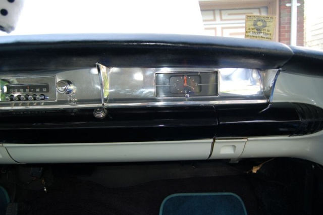 1957 buick special inside console 2