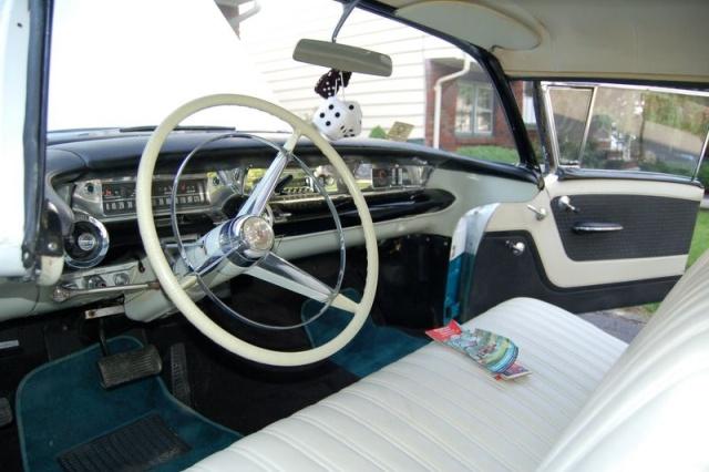 1957 buick special steering wheel