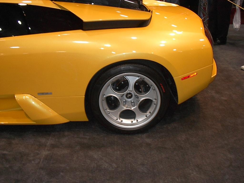 Car Show Tire