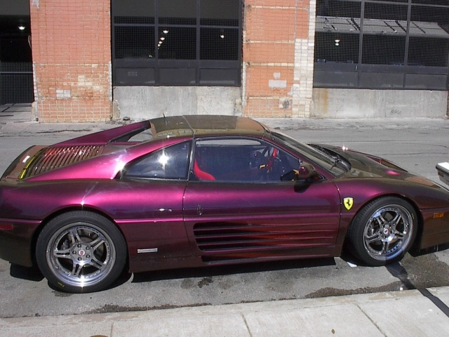 side-purple-ferrari