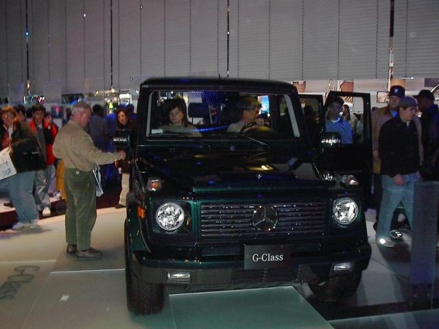 Mercedes-G-class