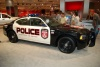 dodge hemi ram police car