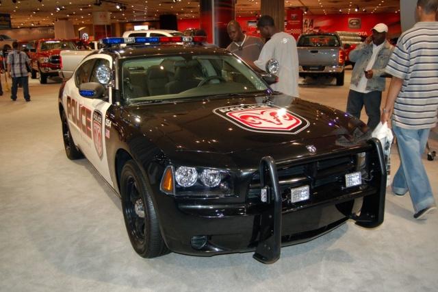 dodge police vehicle