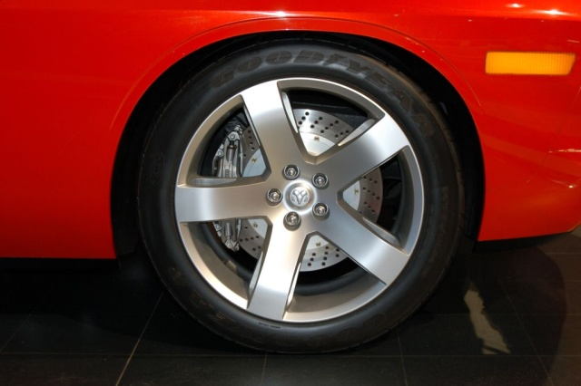 dodge rt challenger rims