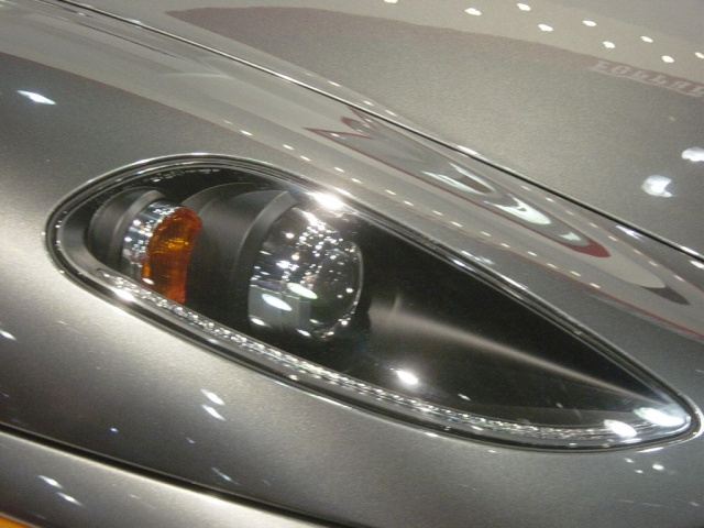 ferrari spider headlights