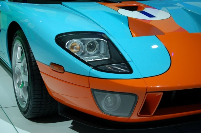 ford gt lights
