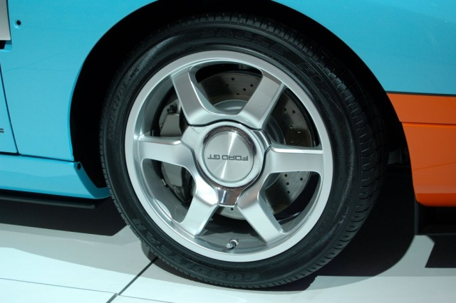 ford gt wheels