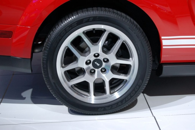 ford shelby rims