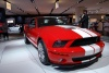 front view ford shelby gt