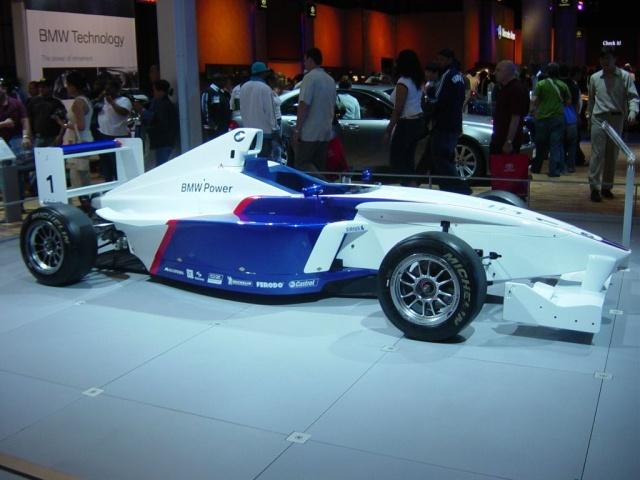 bmw formula car