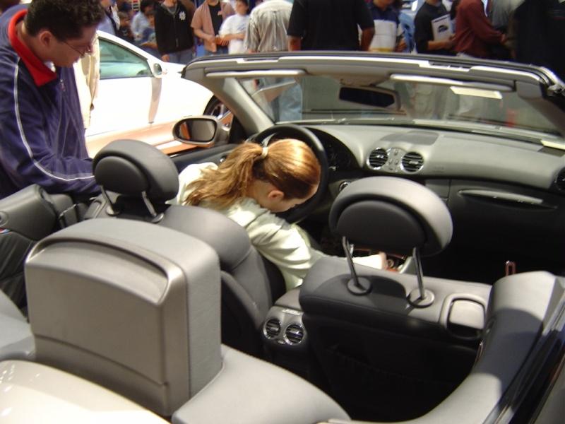 mercedes-convertible-interior