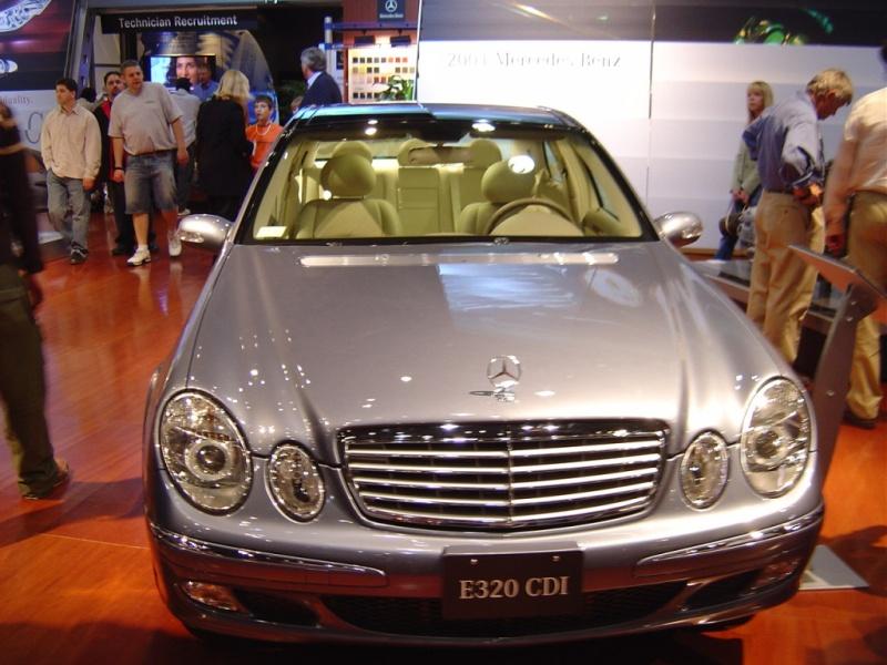 mercedes-e320