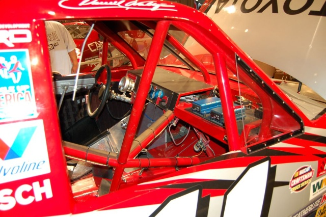 camry racing car interior