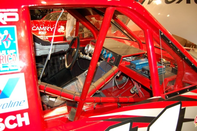 camry racing car steel cage