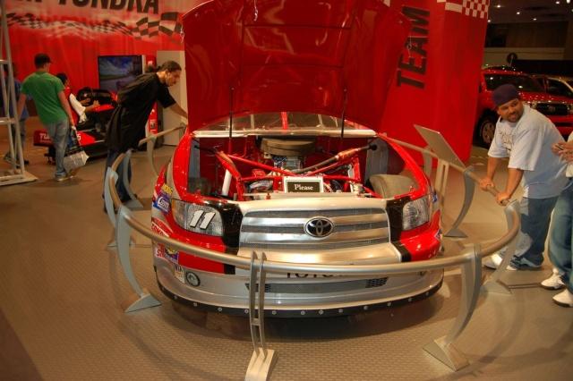 camry racing engine