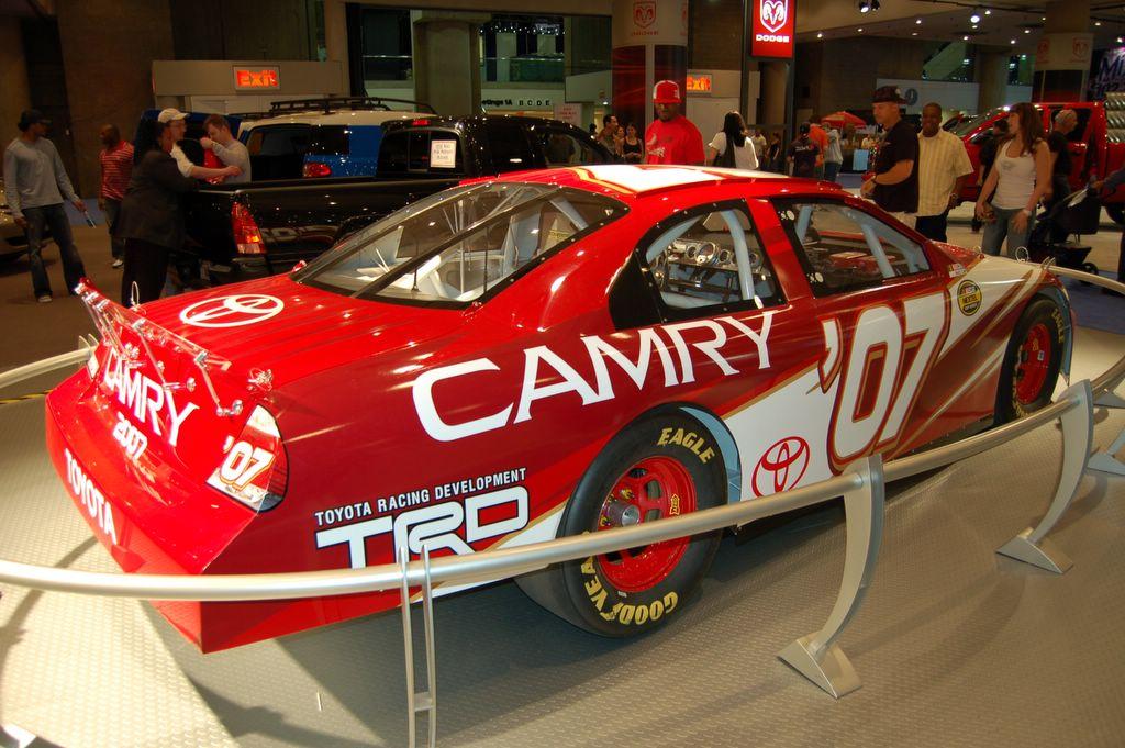 toyota racing camry