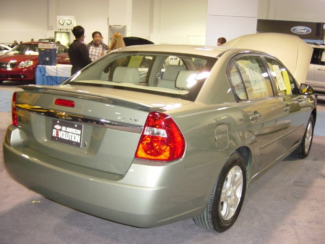 2005 chevy malibu sedan