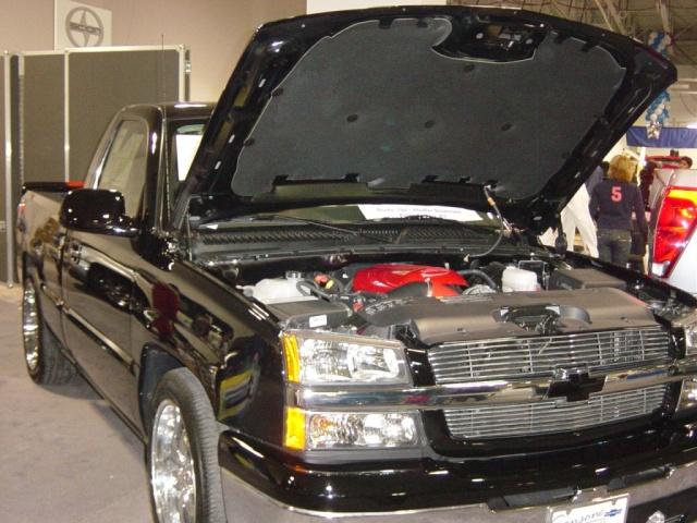 2005 chevy silverado engine