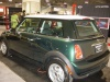 green-mini-cooper-rear-view