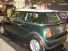 green-mini-cooper-rear-view