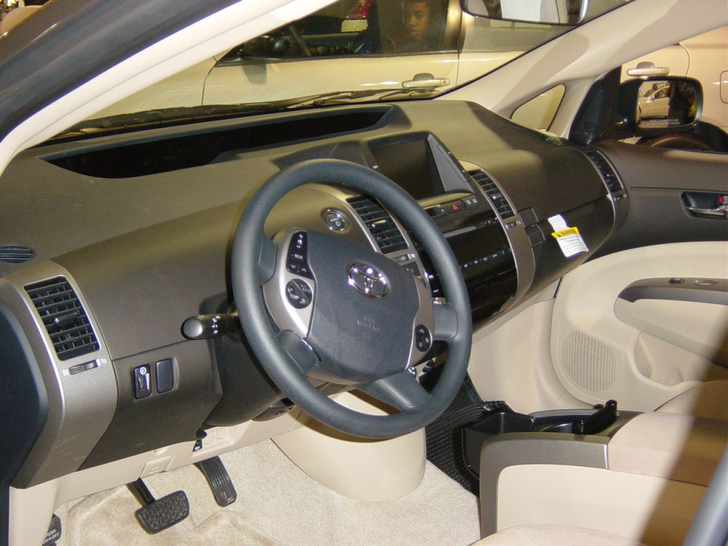 Remarkable 2005 Toyota Prius Interior 1024 x 768 · 278 kB · jpeg