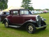 burgandy-antique-car