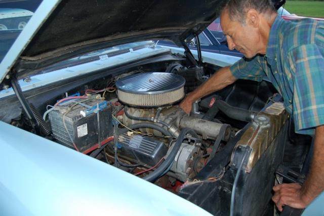 1955-Chevy-Engine