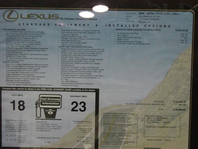 lexus-2-door-convertible-sticker