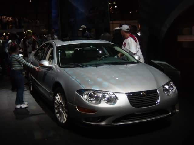 2004 Chrysler 300 New York Auto Show 2003 Car Pictures