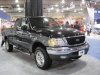 black ford pick up