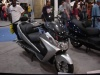 motorcycle at the cqr show