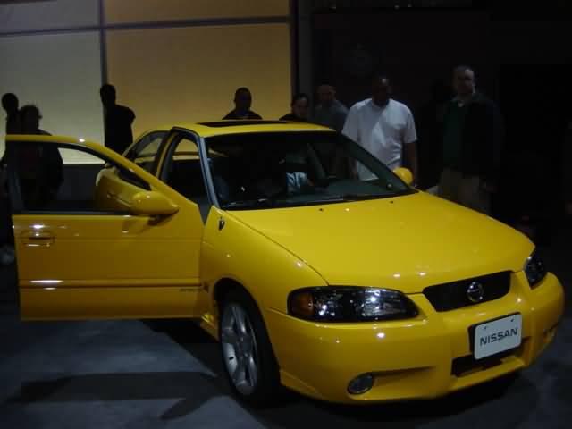 yellow-nissan