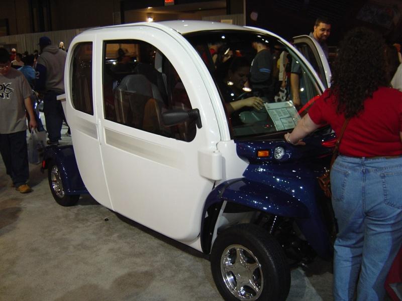 Electric Cocept Car