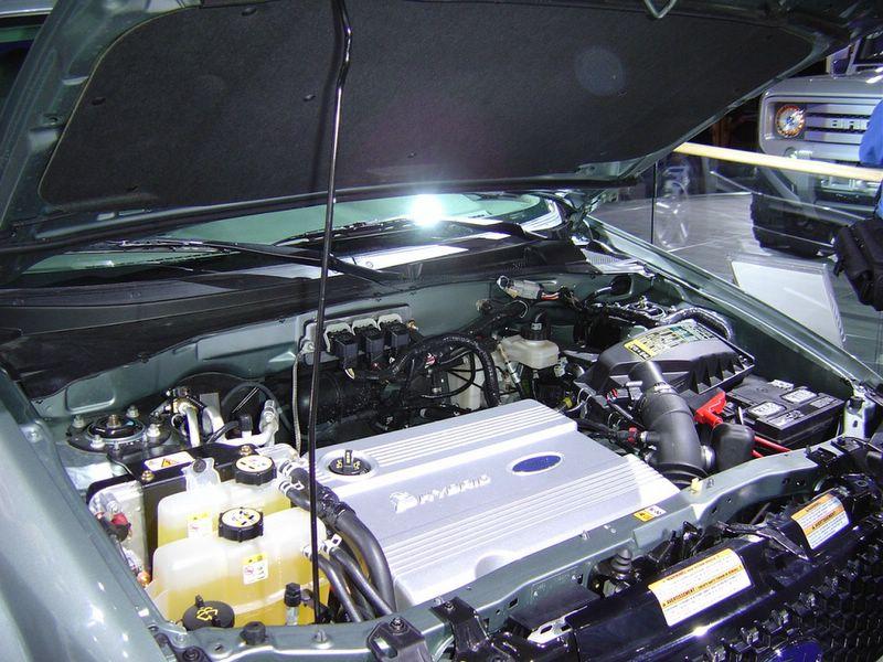 ford-escape-engine