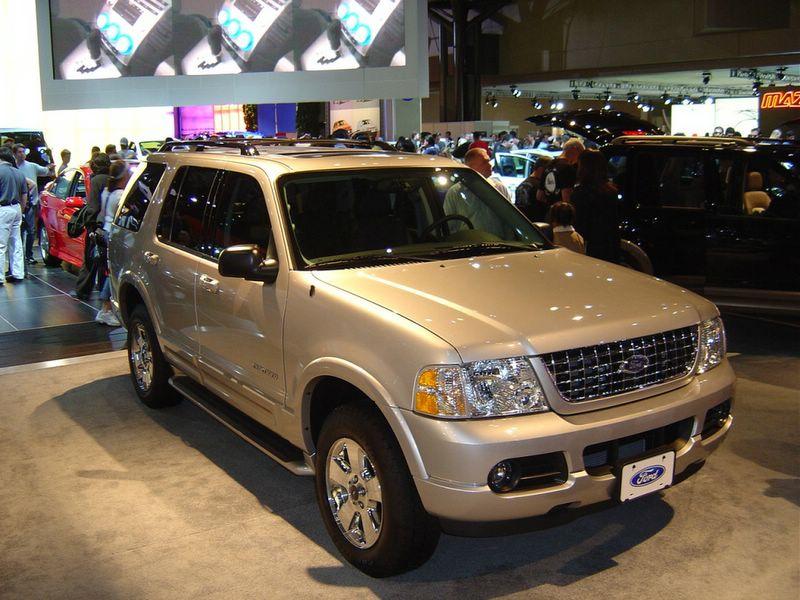 gold-ford-explorer
