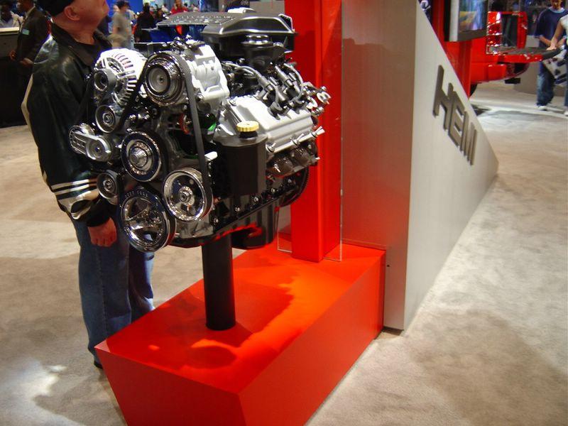 hemi-engine