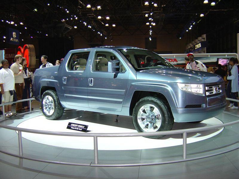 honda-ridgeline-pick-up-truck